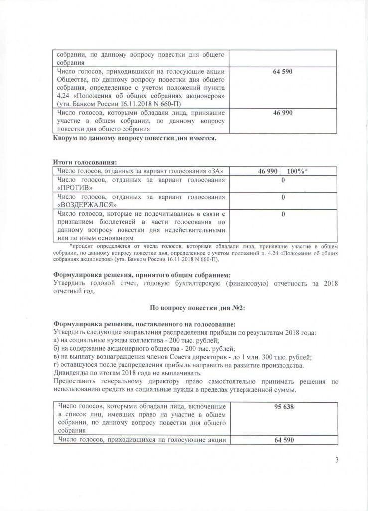 протокол 19 собрание3