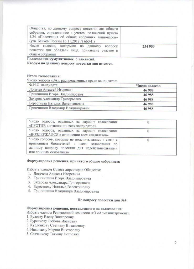протокол 19 собрание5