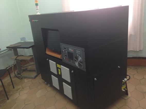 Лазерная установка для изготовления волок большого диаметра, волок для скрутки и других видов продукции