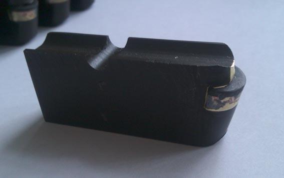 PCD-резцы для камнедробильных машин